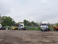 Kavling Gudang di Jalan Komatsu Cakung Cilincing Cocok untuk Gudang