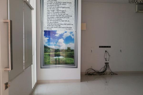Dijual Rumah di Alamanda JGC Full Renov Lantai Granit di Jakarta Garden City