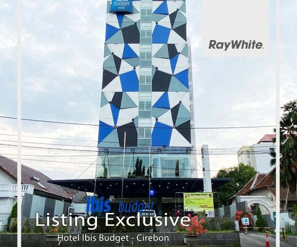 Dijual Exclusive Hotel Ibis Budget Cirebon Hotel Bintang 2 di Kejaksan Kota Cirebon