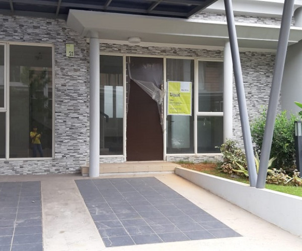 Disewa Rumah Cluster New North Missisippi Jakarta Garden City