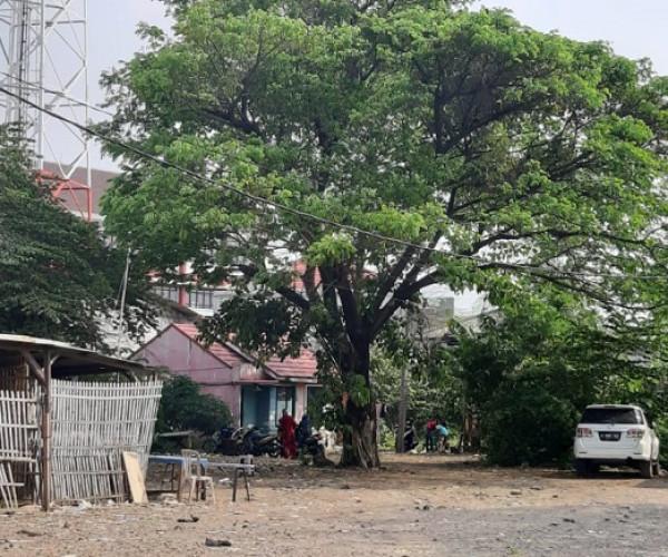 Disewa Tanah Tipar Cakung Lokasi Depan Rumah Sakit Pekerja